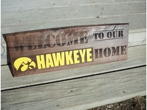 Welcome to Our Hawkeye Home