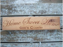 Home Sweet Home-God's Country-Cherry