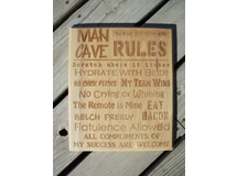 Man Cave Rules