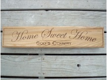 Home Sweet Home-God's Country-Elm