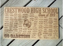 Class of 2017 Crestwood Cadets