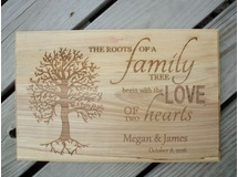 The Roots of a Family-Meagan & James