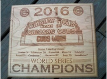 2016 Cub World Series Champions