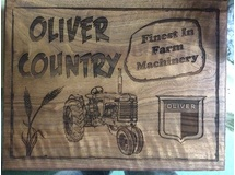 Oliver Country-Walnut