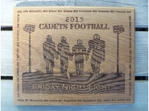 Friday Night Lights-Oak