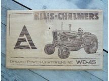 Allis Chalmers WD-45